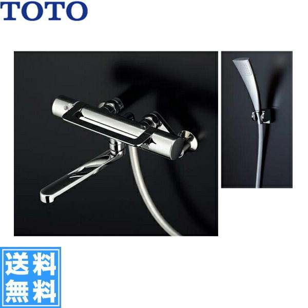 TOTO浴室用水栓[アーチハンドル][寒冷地仕様]TMGG40QECRZ【送料無料】