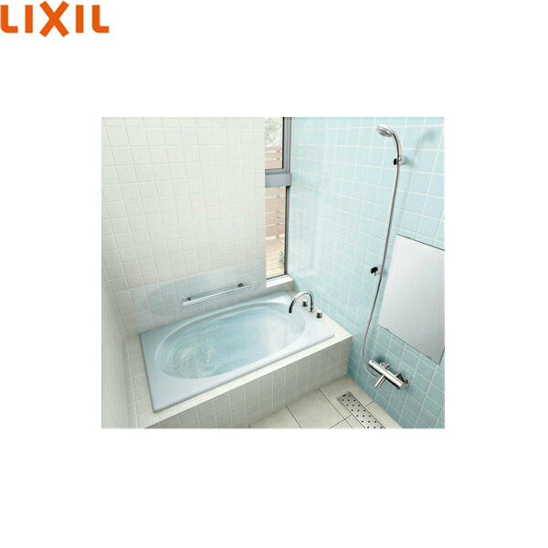 リクシル[LIXIL/INAX]人造大理石浴槽[グラスティN浴槽][間口1300mm]ABN-1300【送料無料】