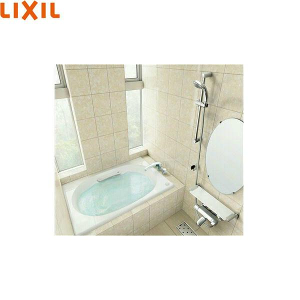 リクシル[LIXIL/INAX]人造大理石浴槽[シャイントーン浴槽][間口1100mm][3方半エプロン]VBN-1101HPC【送料無料】