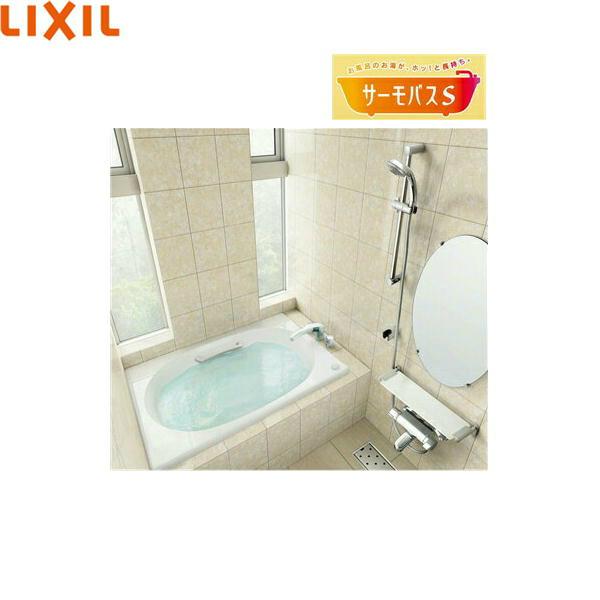 リクシル[LIXIL/INAX]人造大理石浴槽[シャイントーン浴槽][間口1100mm・サーモバスS][2方半エプロン]VBND-1101B【送料無料】