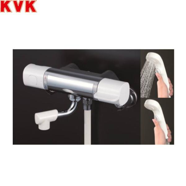 [FTB100KKCPF8]KVKサーモスタット式シャワー[ワンストップシャワー付][80mmパイプ付][一般地仕様]