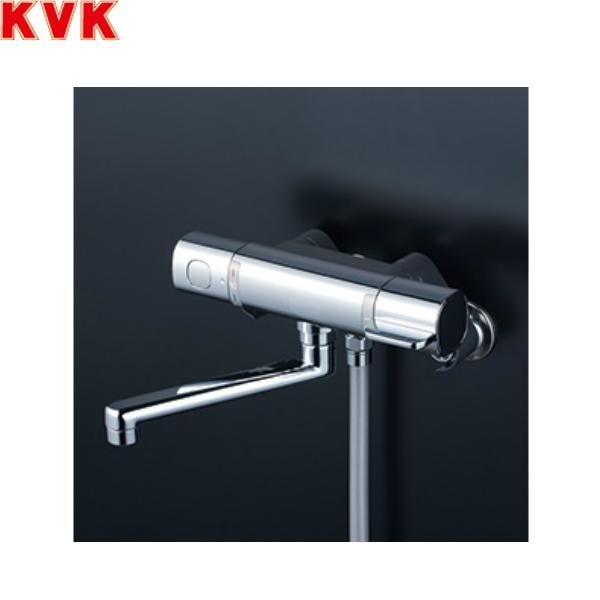 【9/10(木)限定・エントリー&カードでポイント最大11倍】[FTB100KPFT]KVKサーモスタット式シャワー[170mmパイプ付][ワンストップシャワーヘッド付][一般地仕様]