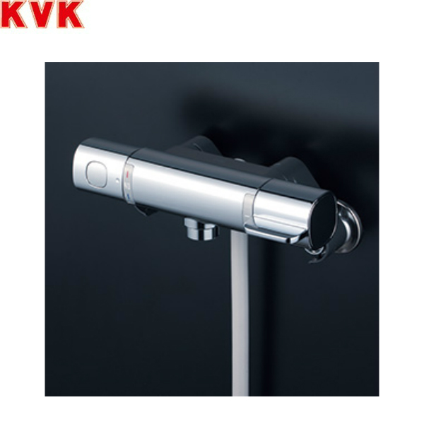[FTB100KRNT]KVKサーモスタット式シャワー[吐水パイプなし][一般地仕様]