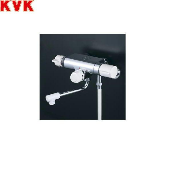 [KF159WR2]KVK定量止水付サーモスタット式シャワー水栓[洗い場・浴槽兼用水栓][寒冷地仕様]【送料無料】