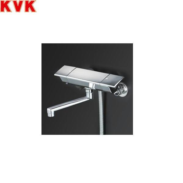 【フラッシュクーポン!5/1~5/8 AM9:59】[KF3050R2]KVKサーモスタット式シャワー水栓[洗い場・浴槽兼用水栓][一般地仕様]【送料無料】