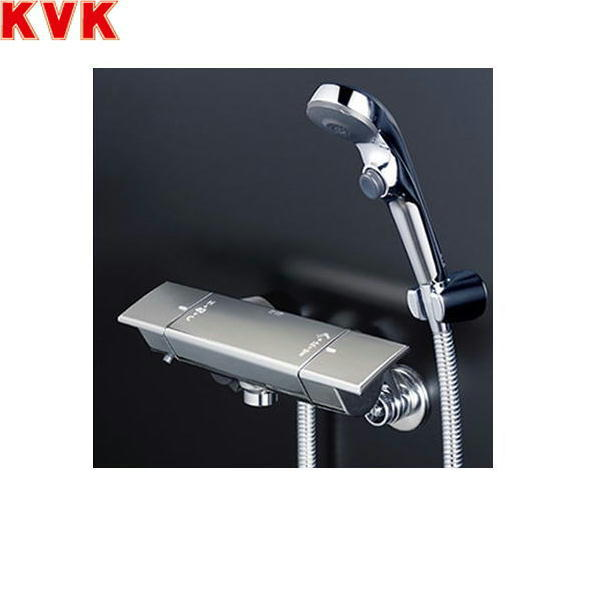 【フラッシュクーポン!5/1~5/8 AM9:59】[KF3050S2]KVKサーモスタット式シャワー水栓[洗い場専用水栓][一般地仕様]【送料無料】