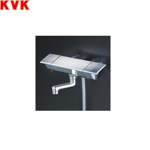 新素材新作 [KF3050WGN]KVKサーモスタット式シャワー水栓[スカートソケットタイプ][洗い場専用水栓][寒冷地仕様][送料無料]:ハイカラン屋-木材・建築資材・設備