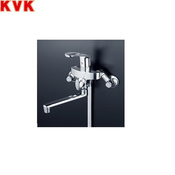 [KF5000TMB]KVKシングルレバー式シャワー水栓[洗い場・浴槽兼用水栓][一般地仕様]【送料無料】