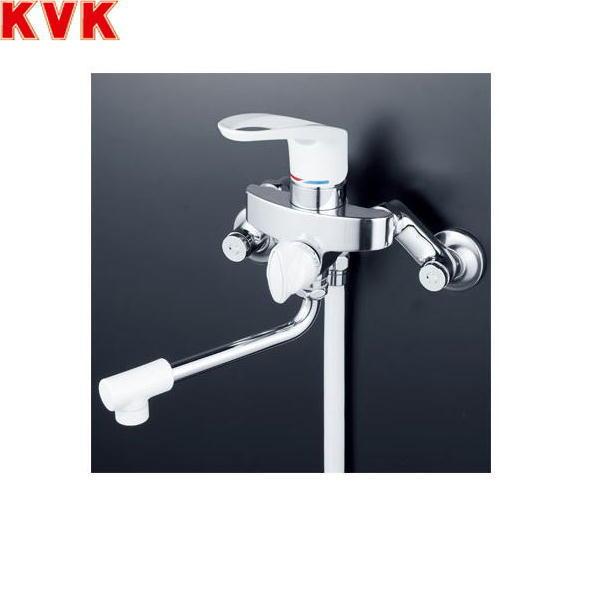 [KF5000W]KVKシングルレバー式シャワー水栓[洗い場・浴槽兼用水栓][寒冷地仕様]【送料無料】