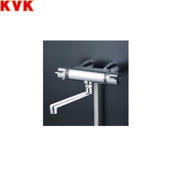 [KF800TG]KVKサーモスタット式シャワー水栓[スカートソケットタイプ][洗い場・浴槽兼用水栓][一般地仕様]【送料無料】