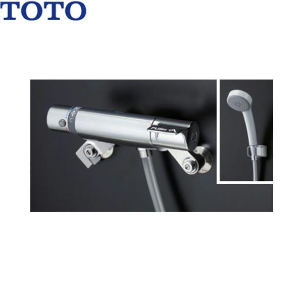 [TMF49E5R]TOTO自閉式壁付サーモスタット混合水栓[エアイン]【送料無料】