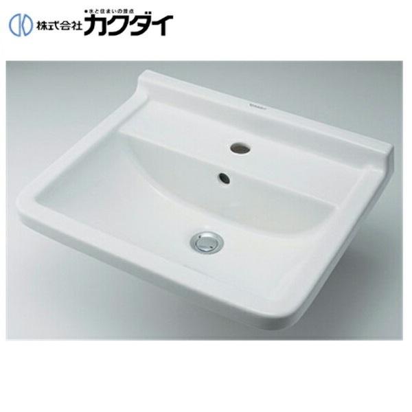 【フラッシュクーポン!5/1~5/8 AM9:59】カクダイ[KAKUDAI]壁掛洗面器#DU-0300550000