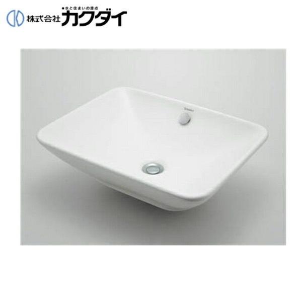 カクダイ[KAKUDAI]角型洗面器#DU-0334520000