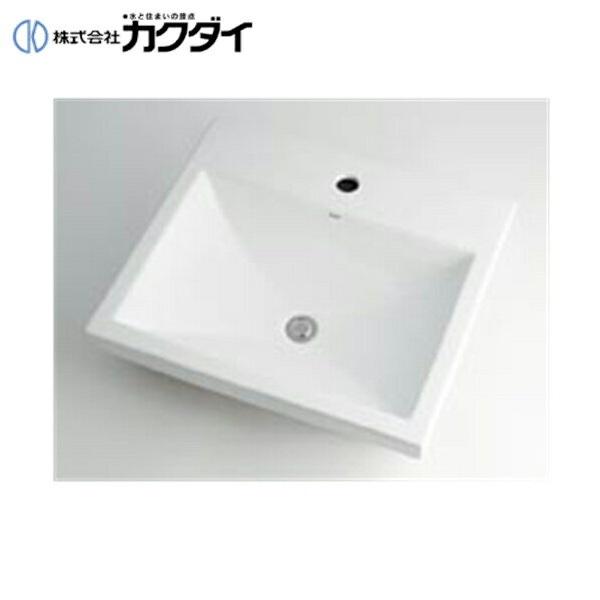 カクダイ[KAKUDAI]角型洗面器493-003
