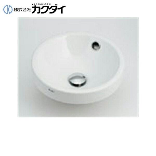 【9/10(木)限定・エントリー&カードでポイント最大11倍】カクダイ[KAKUDAI]丸型手洗器493-019