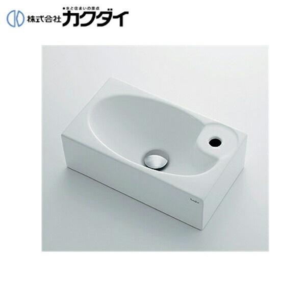 【フラッシュクーポン!5/1~5/8 AM9:59】カクダイ[KAKUDAI]壁掛手洗器493-084