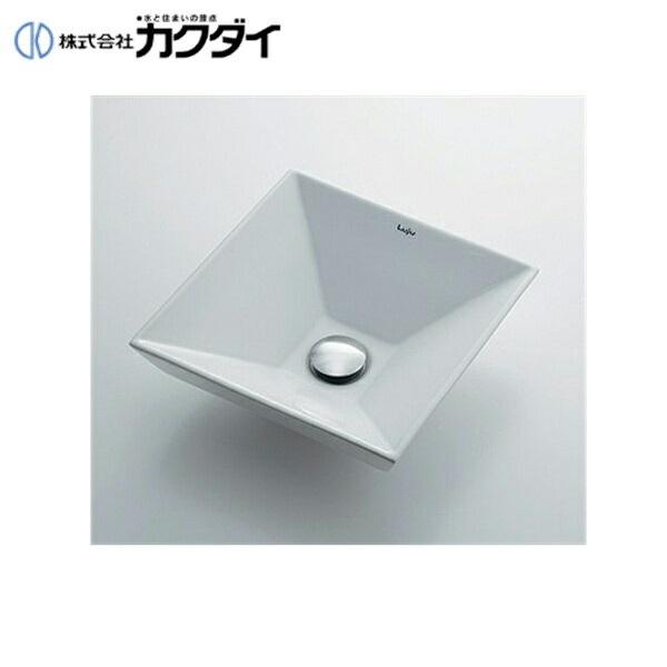 【9/10(木)限定・エントリー&カードでポイント最大11倍】カクダイ[KAKUDAI]角型手洗器493-085