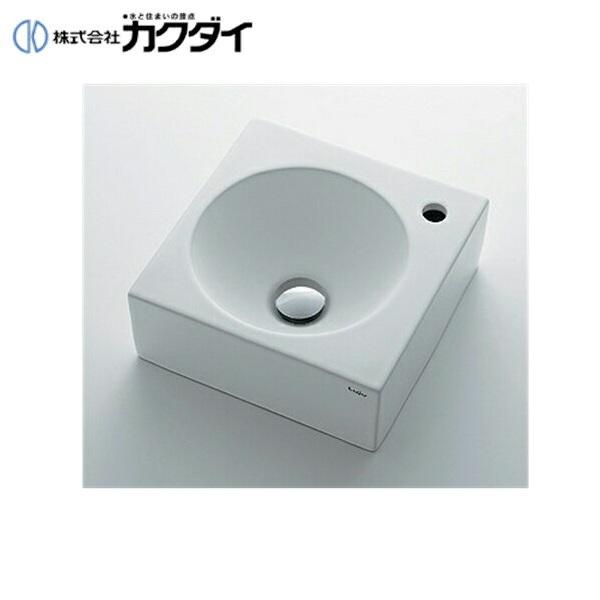【フラッシュクーポン!5/1~5/8 AM9:59】カクダイ[KAKUDAI]壁掛手洗器493-087