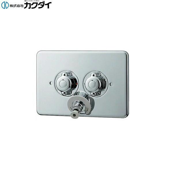 カクダイ[KAKUDAI]洗濯機用水栓127-102[一般地仕様]【送料無料】