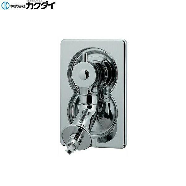 カクダイ[KAKUDAI]洗濯機用水栓735-010【送料無料】