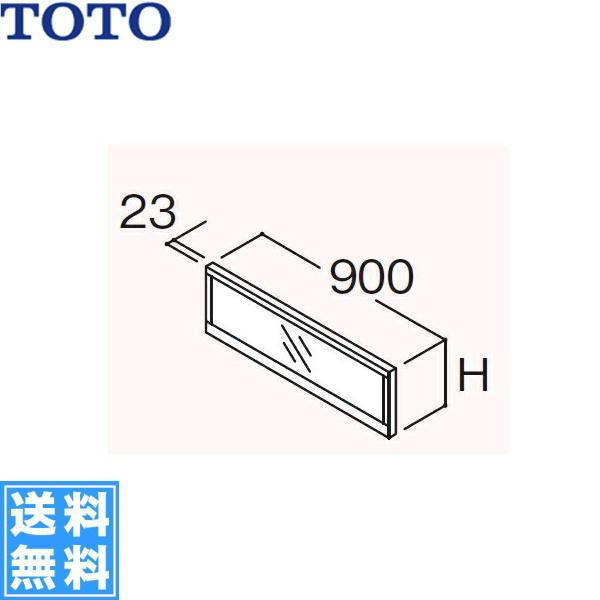 TOTO[スリムシリーズ]バックパネルLPJ904BK/LPJ904AK[間口900mm]【送料無料】