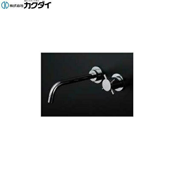 カクダイ[KAKUDAI]壁付水栓722-000-13【送料無料】