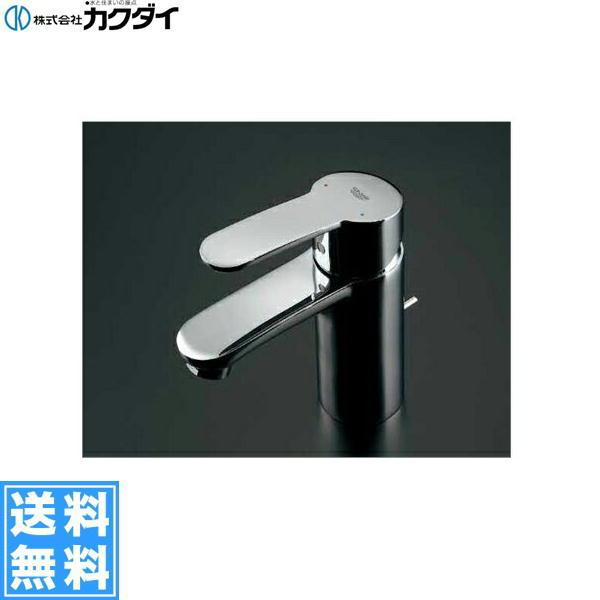 【フラッシュクーポン!5/1~5/8 AM9:59】カクダイ[KAKUDAI]シングルレバー混合栓#GR-3235820C【送料無料】