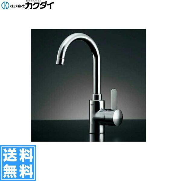 カクダイ[KAKUDAI]シングルレバー混合栓#GR-3283000J[送料無料]
