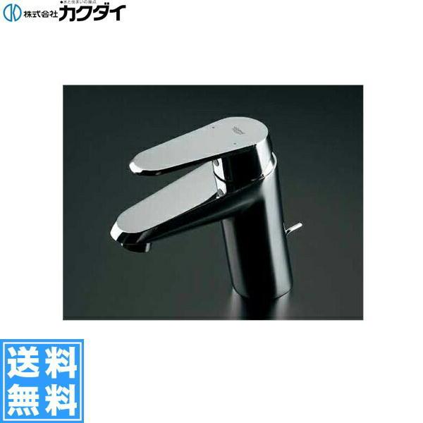 【フラッシュクーポン!5/1~5/8 AM9:59】カクダイ[KAKUDAI]シングルレバー混合栓#GR-3301820C【送料無料】