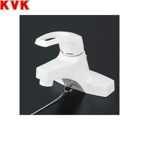 【9/10(木)限定・エントリー&カードでポイント最大11倍】[KM7014HP]KVK洗面用シングルレバー混合水栓[一般地仕様][ポップアップ式][送料無料]