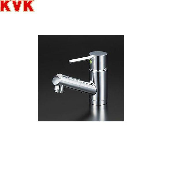 【9/10(木)限定・エントリー&カードでポイント最大11倍】[KM8021TEC]KVK洗面用シングルレバー混合水栓[一般地仕様][送料無料]