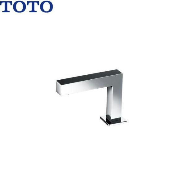 [TENA12E]TOTOアクアオート[自動水栓コンテンポラリタイプ(角)][AC100Vタイプ]【送料無料】