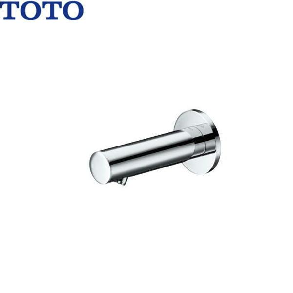 [TENA13A]TOTOアクアオート[自動水栓コンテンポラリタイプ壁付き]【送料無料】