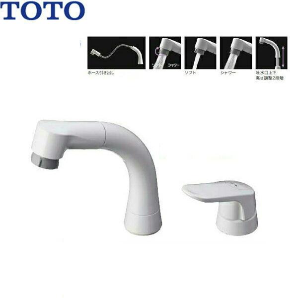 [TL362E1SZ]TOTO洗面所用シングルレバー混合水栓【送料無料】