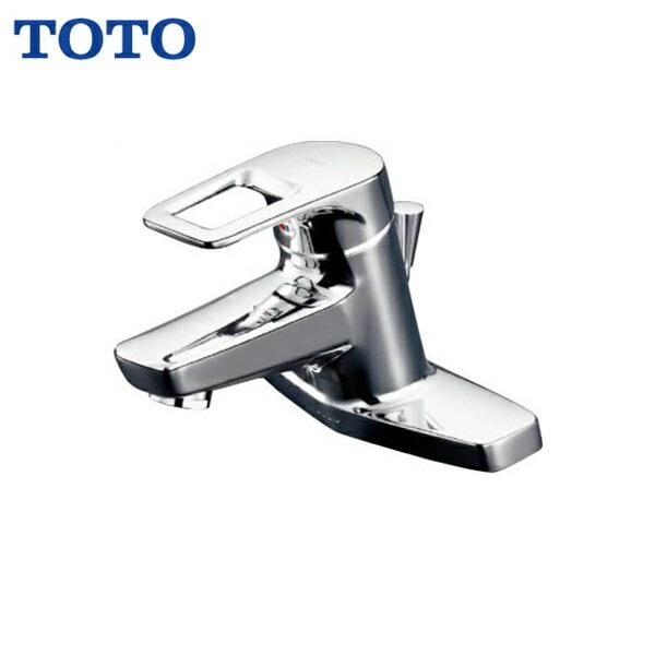 [TLHG30ES]TOTO洗面所用シングル混合水栓[台付き2穴]