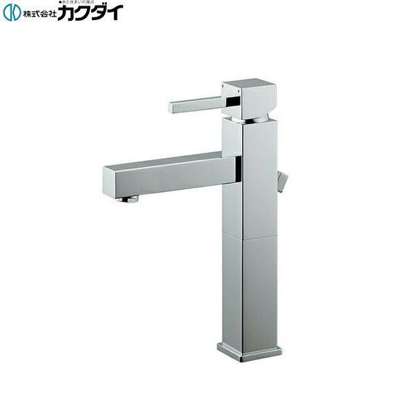 [183-149]カクダイ[KAKUDAI]シングルレバー混合栓[ミドル][一般地・寒冷地共用][送料無料]