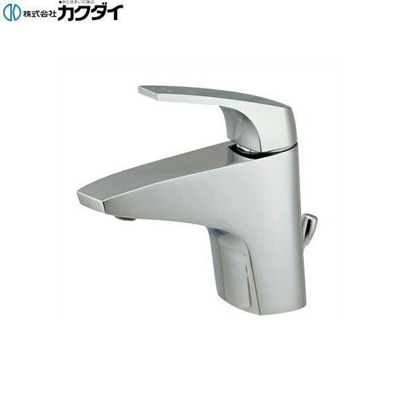 [183-190K]カクダイ[KAKUDAI]シングルレバー混合栓[寒冷地仕様]【送料無料】