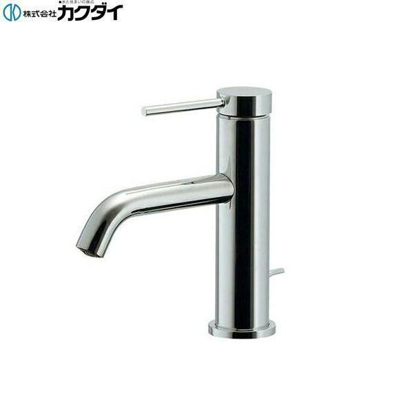[183-220]カクダイ[KAKUDAI]シングルレバー混合栓[一般地・寒冷地共用][送料無料]