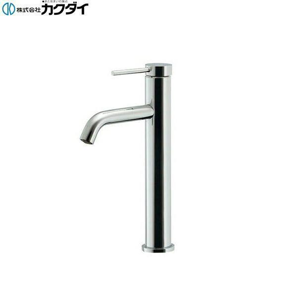 [183-225]カクダイ[KAKUDAI]シングルレバー混合栓[ミドル][一般地・寒冷地共用]【送料無料】