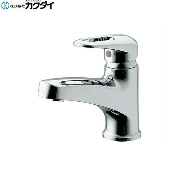 [185-111K]カクダイ[KAKUDAI]シングルレバー混合栓[寒冷地仕様][送料無料]