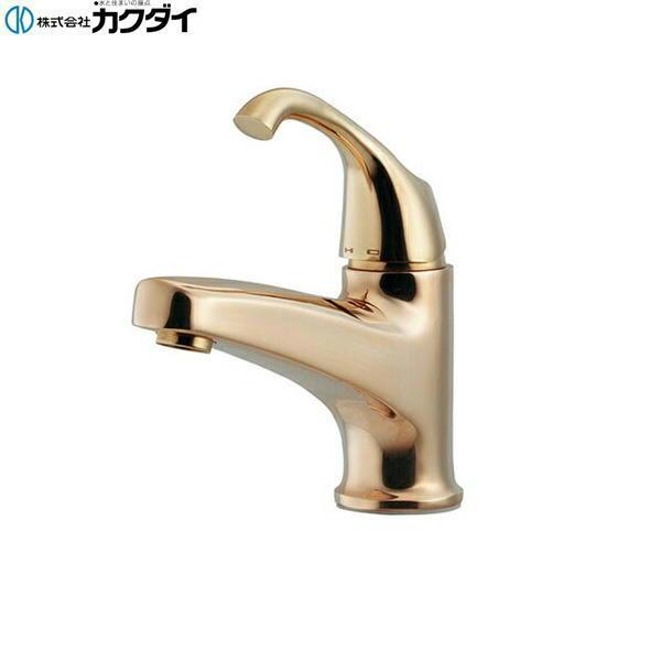 【フラッシュクーポン!5/1~5/8 AM9:59】[185-113]カクダイ[KAKUDAI]シングルレバー混合栓[一般地仕様]【送料無料】