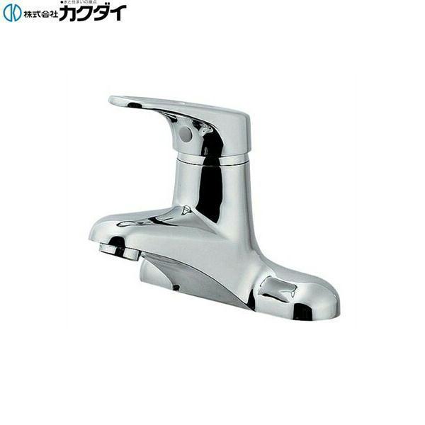 [185-201]カクダイ[KAKUDAI]シングルレバー混合栓[一般地仕様]【送料無料】