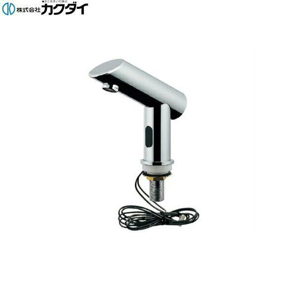 [713-346]カクダイ[KAKUDAI]センサー水栓外部電磁弁AC,DC兼用【送料無料】