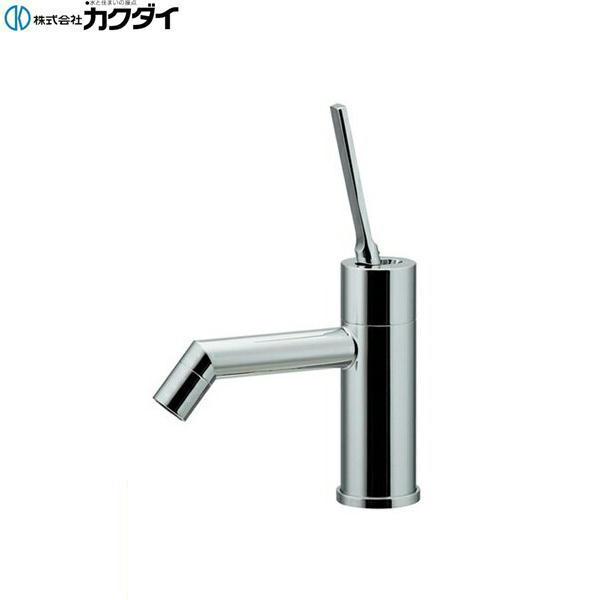 [716-227-13]カクダイ[KAKUDAI]シングルレバー立水栓[送料無料]