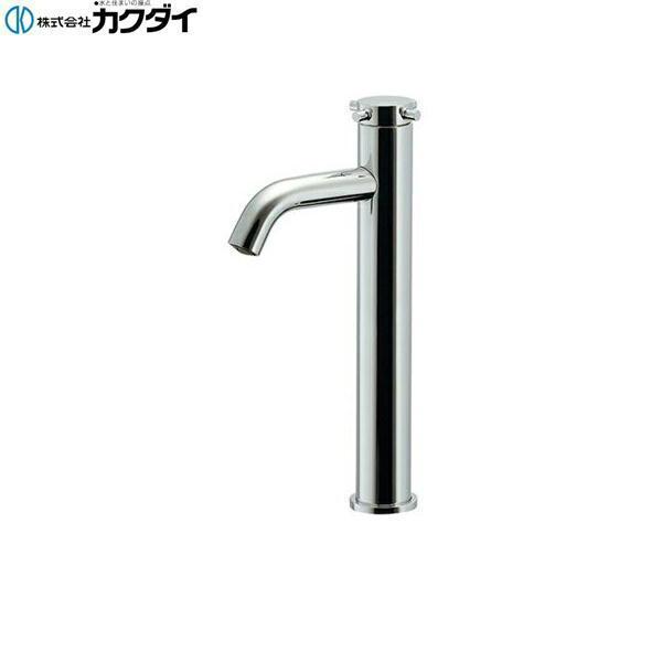 【フラッシュクーポン!5/1~5/8 AM9:59】[716-251-13]カクダイ[KAKUDAI]立水栓[ミドル]【送料無料】