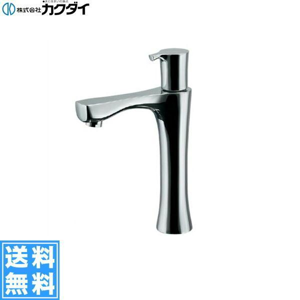 【フラッシュクーポン!5/1~5/8 AM9:59】[716-851-13]カクダイ[KAKUDAI]立水栓[ミドル]【送料無料】
