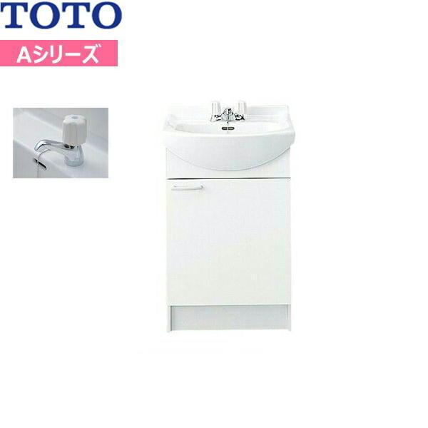 [LDA506ADU]TOTO[Aシリーズ]洗面化粧台[化粧台のみ]間口500mm[単水栓][洗面ボウル高さ750mm]【送料無料】