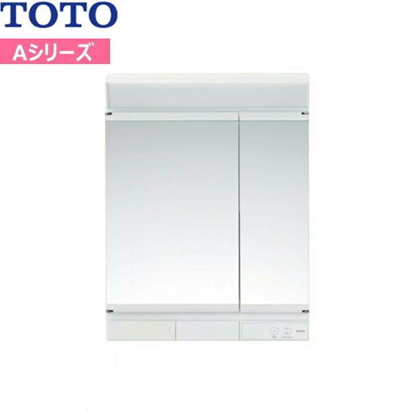 [LMA601EC]TOTO[Aシリーズ]化粧鏡のみ[二面鏡]間口600mm[エコミラーあり]【送料無料】