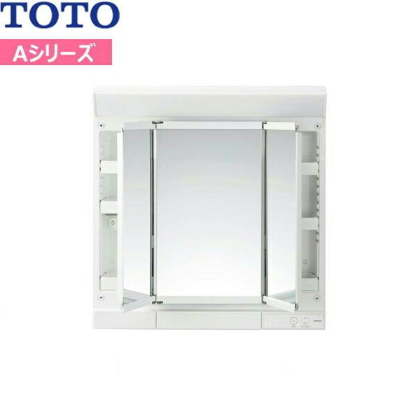 [LMA755EC]TOTO[Aシリーズ]化粧鏡のみ[三面鏡(高さ1800mm対応)]間口750mm[エコミラーあり]【送料無料】