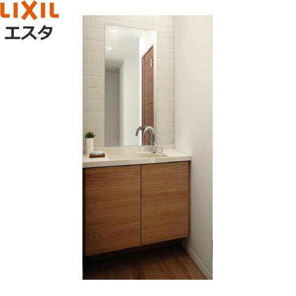 リクシル[LIXIL/INAX][エスタ]洗面化粧台などセット05[合計4点]システムタイプ[有効寸法780mm][送料無料]
